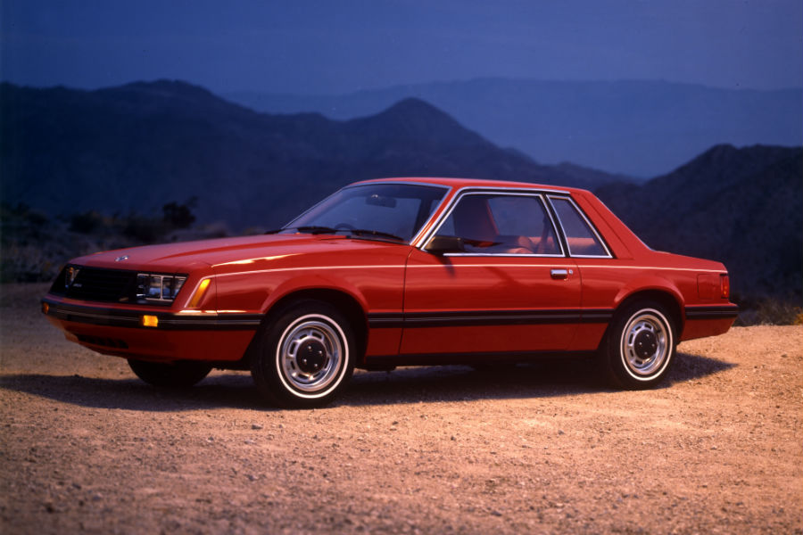 side-view-of-a-red-1980-Ford-Mustang_o