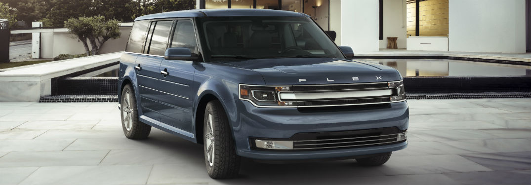 How Many Exterior Color Options are Available for the 2019 Ford Flex Lineup at Brandon Ford in Tampa FL?
