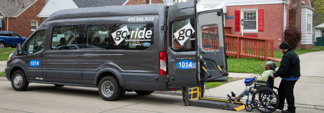 Never Worry About Non-Emergency Medical Transportation Again Thanks to the Ford GoRide Health Service
