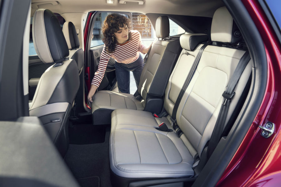 2020 Ford Escape Unrivaled Flexibility Features