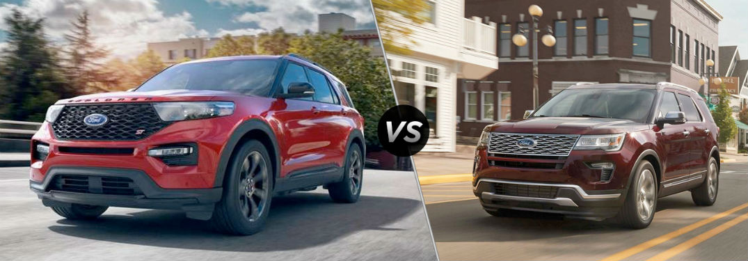 How Much has the 2020 Ford Explorer Lineup at Brandon Ford in Tampa FL Improved Upon Previous New Ford Explorer Lineups?