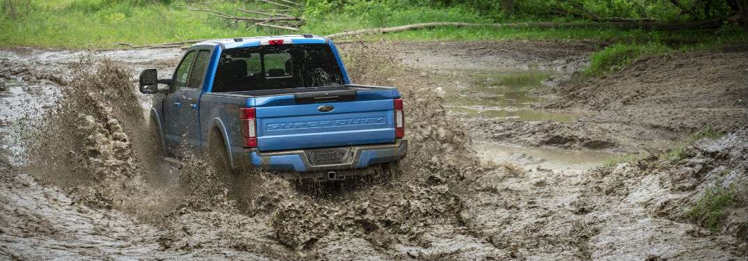 What is the All-New Tremor Off-Road Package Available for the 2020 Ford Super Duty Lineup at Brandon Ford in Tampa FL?