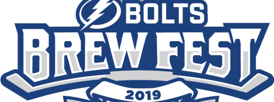 Is There Going to be a Bolts Brew Fest in Tampa FL in 2019?