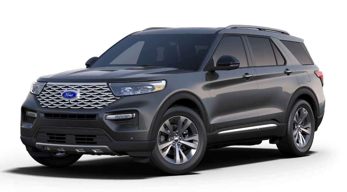 2020 Ford Explorer Magnetic Exterior Color