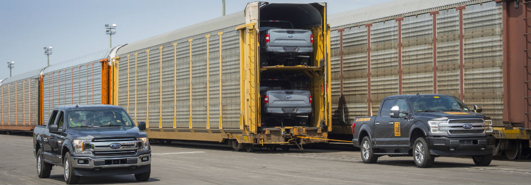 Can a Prototype All-Electric Ford F-150 Tow Over 1 Million Pounds?