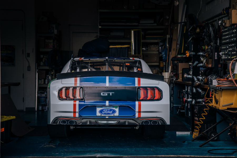 rear-view-of-the-2020-Ford-Mustang-NASCAR-model