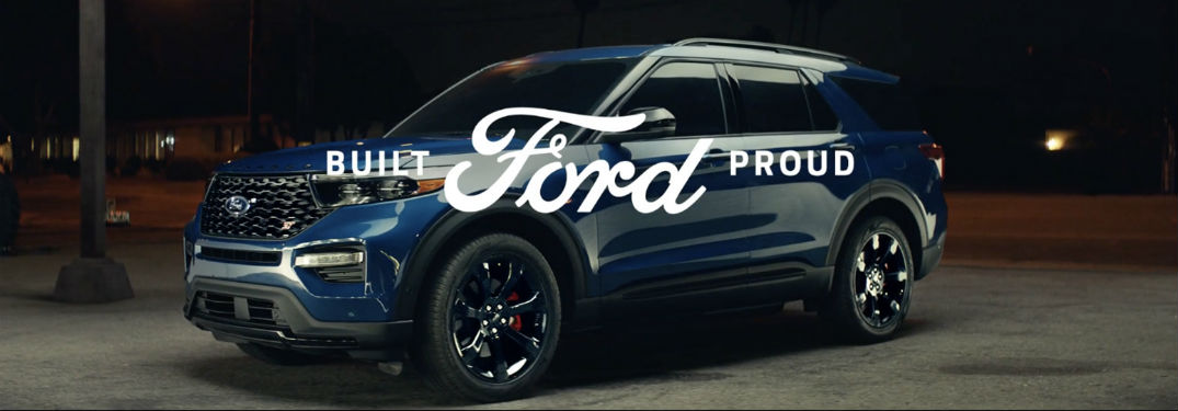 2020 Ford Explorer Gets New Ad Proclaiming the New SUV to be the Greatest Exploration Vehicle of All Time