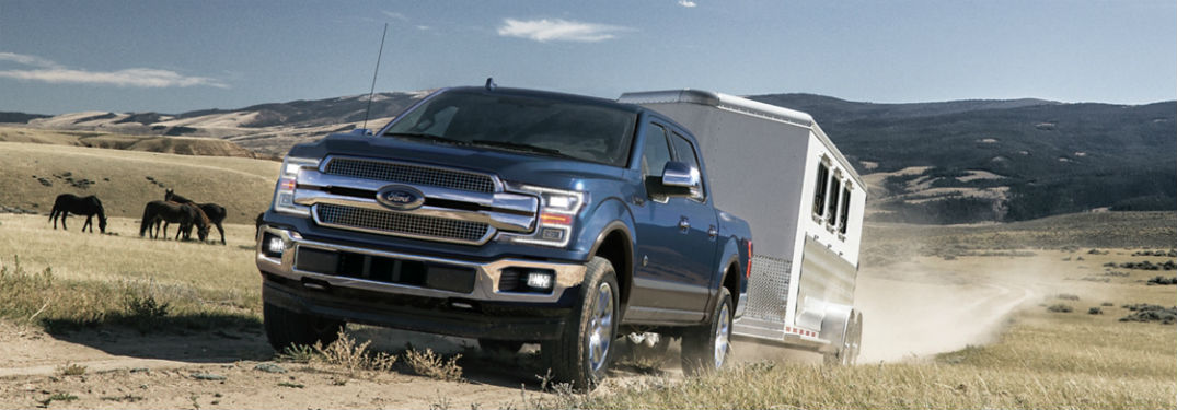 What Exterior Color Options are Available for the 2020 Ford F-150 Lineup at Brandon Ford in Tampa FL?