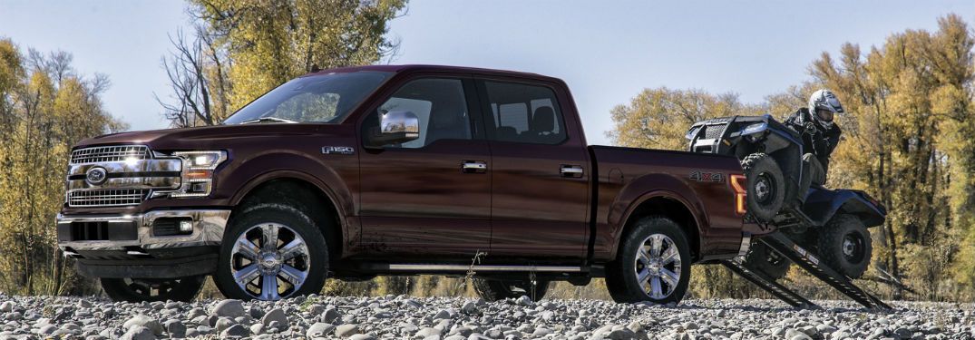 How Much Can You Tow and Haul with a 2020 Ford F-150 from Brandon Ford in Tampa FL?