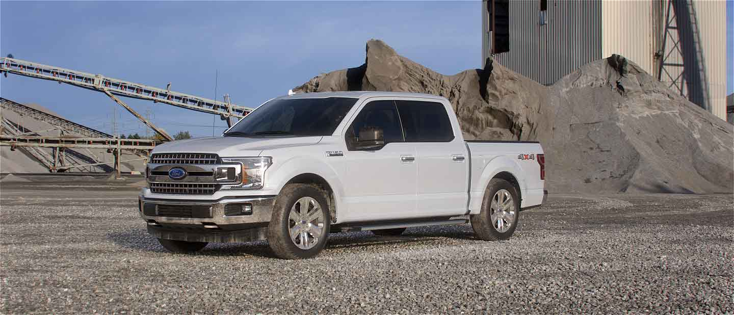 2020-Ford-F-150-Oxford-White-Exterior-Color
