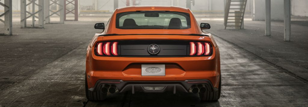2020 ford mustang body style and interior space specs 2020 ford mustang body style and