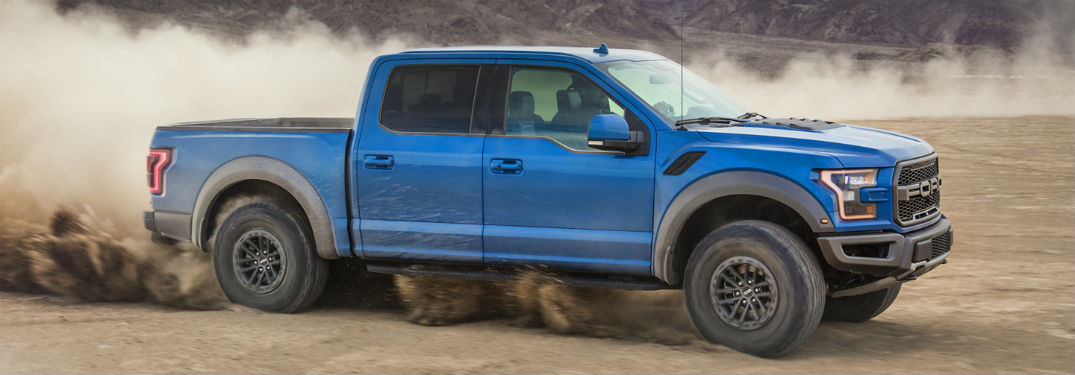 What Does the 2020 Ford F-150 Raptor's Exterior and Interior Look Like?