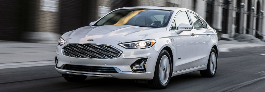 What's New for the 2020 Ford Fusion Lineup that's Available Now at Brandon Ford in Tampa FL?