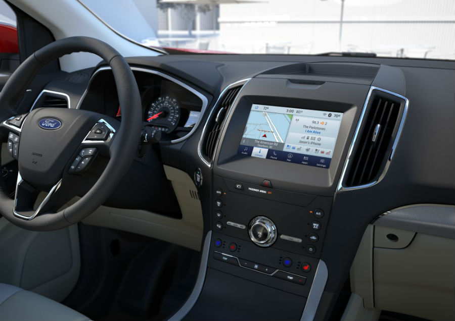 front-interior-of-a-2020-Ford-Edge