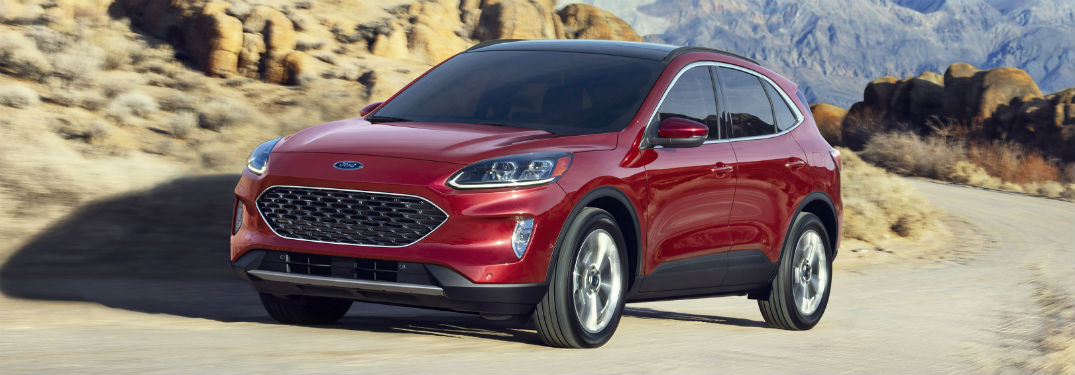 How Fuel Efficient is the 2020 Ford Escape Hybrid at Brandon Ford in Tampa FL?