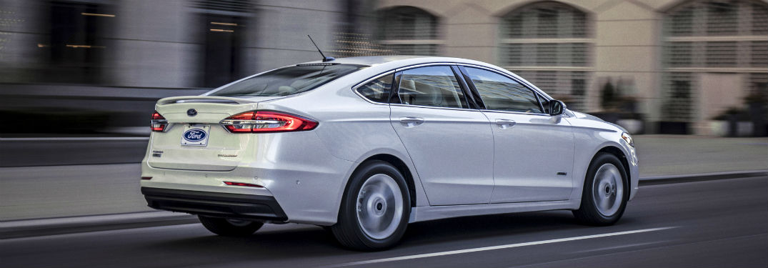 How Many 2020 Ford Fusion Trim Levels are There to Choose from at Brandon Ford in Tampa FL?