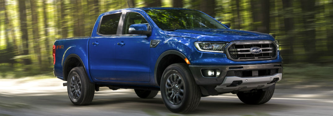 What Trim Levels and Customization Options are Available for the 2020 Ford Ranger Lineup at Brandon Ford in Tampa FL?
