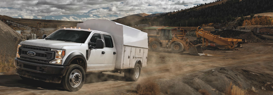 Get Best-In-Class Capability with a 2020 Ford Super Duty Chassis Cab from Brandon Ford in Tampa FL