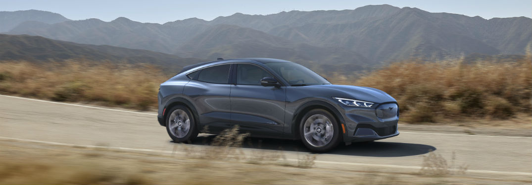 Let's Take a Closer Look at the 2021 Ford Mustang Mach-E All-Electric SUV at Brandon Ford in Tampa FL