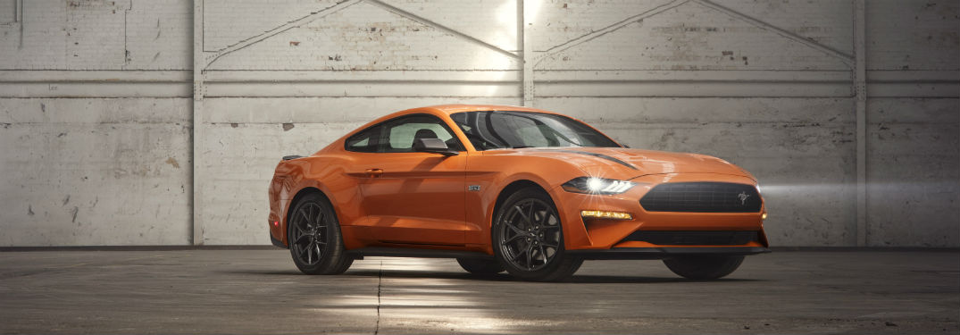 Ring in the New Year with a New 2020 Ford Mustang from Brandon Ford in Tampa FL