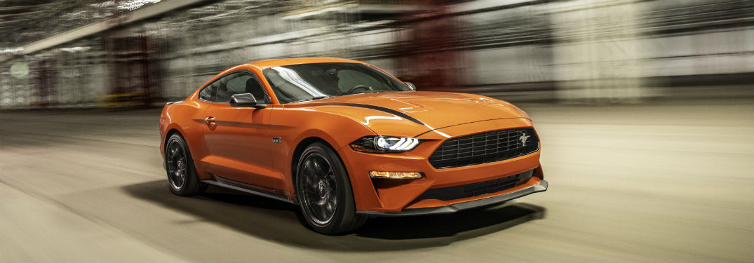 How Fuel Efficient is the 2020 Ford Mustang Lineup at Brandon Ford in Tampa FL?