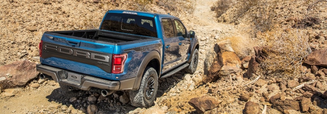 Examining the Towing & Payload Ratings and Interior Space Measurements of the 2020 Ford F-150 Raptor is at Brandon Ford in Tampa FL