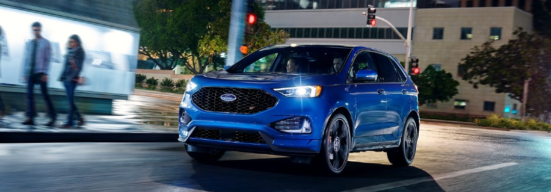 Which Exterior Color Will You Choose for Your New 2020 Ford Edge from Brandon Ford in Tampa FL?