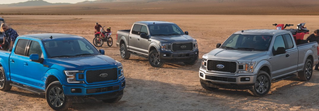 Which New 2020 Ford F-150 Trim Level Will You Choose at Brandon Ford in Tampa FL?