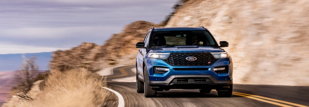 Can the 2020 Ford Explorer Lineup Tow More than Any Other New Explorer Lineup that Came Before It?