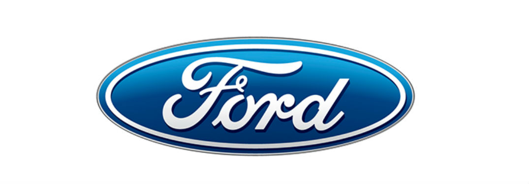 blue Ford logo