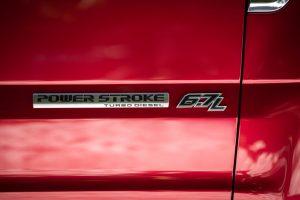 2020 Ford Super Duty Power Stroke Diesel logo