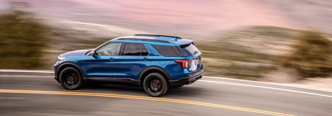 What Engines are Found Under the Hood of the 2020 Ford Explorer Lineup at Brandon Ford in Tampa FL?