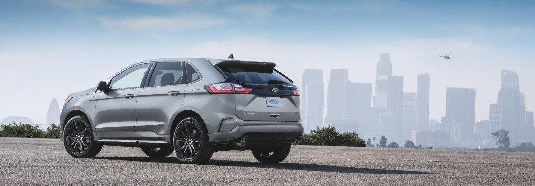 When is the 2020 Ford Edge Lineup at Brandon Ford in Tampa FL Getting a New ST-Powered Trim Level?