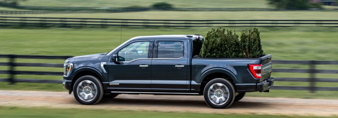When is the 2021 Ford F-150 – the Toughest and Most Productive F-150 Ever – Hitting the Brandon Ford Lot in Tampa FL?
