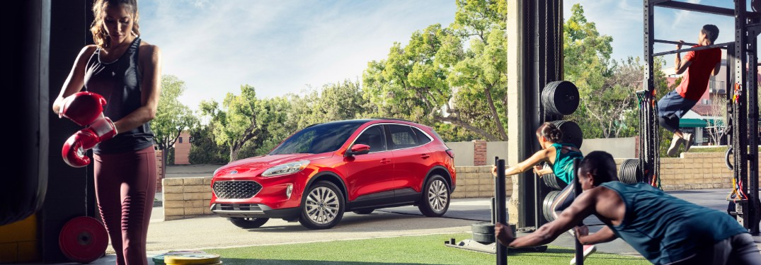 2020 Ford Escape Earns Spots on J.D. Power 2020 APEAL Study and Wards 10 Best UX Lists