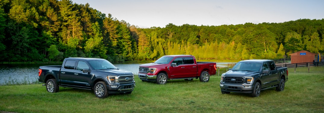 What Does the New Design of the All-New 2021 Ford F-150 Lineup at Brandon Ford in Tampa FL Look Like?
