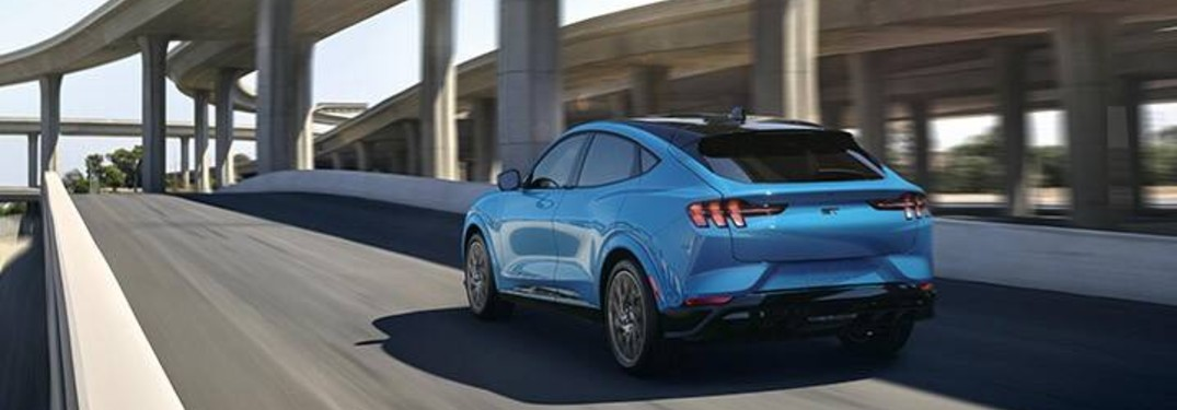 Pair of Videos Show Off Features and Capabilities of the 2021 Ford Mustang Mach-E All-Electric SUV at Brandon Ford in Tampa FL