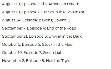 Bring Back Bronco Podcast Episode Dates
