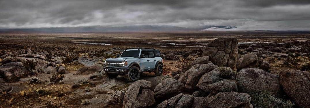 What is the Off-Road Tuned 2021 Ford Bronco Sasquatch Package at Brandon Ford in Tampa FL?