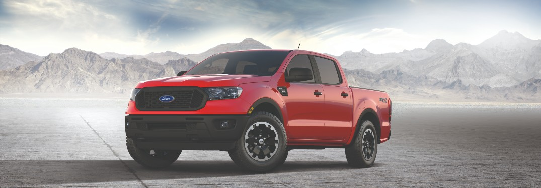 Excitement Abounds at Brandon Ford in Tampa FL Thanks to Newly Announced 2021 Ford Ranger STX Special Edition Package