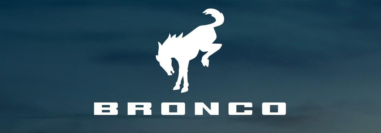 Ford Bronco logo