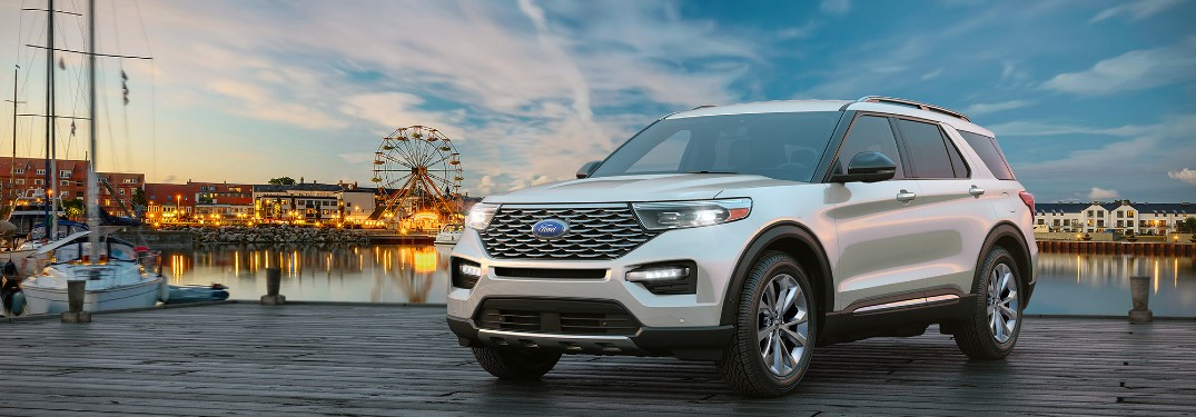 2021 Ford Explorer Available Now at Brandon Ford in Tampa FL
