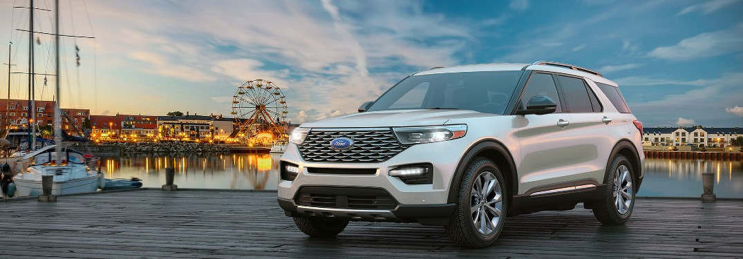 What Engines are Found Under the Hood of the 2021 Ford Explorer Lineup at Brandon Ford in Tampa FL?