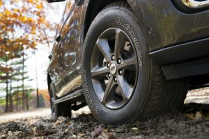 tires on a 2021 Ford Expedition
