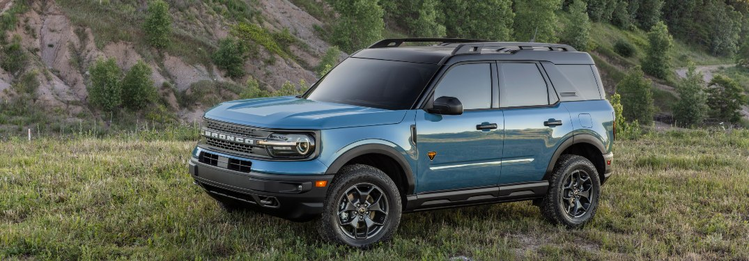 How Spacious are the All-New 2021 Ford Bronco Sport Models Coming to Brandon Ford in Tampa FL?