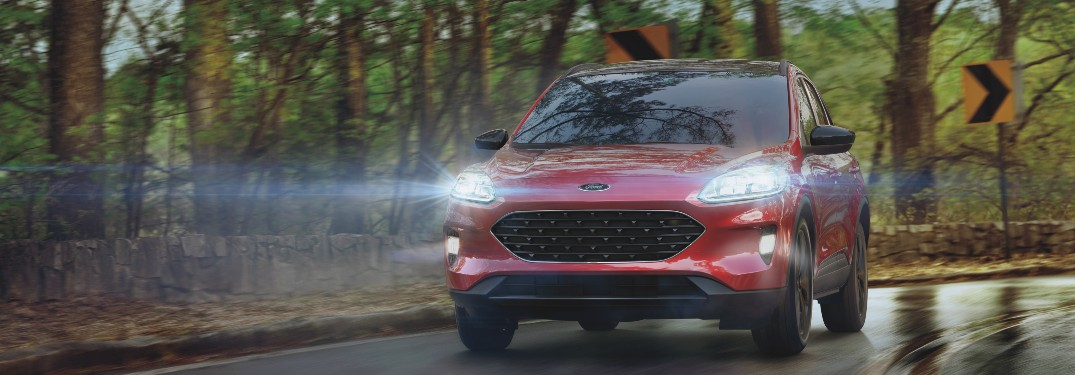 What Optional Appearance and Performance Packages are Available for the 2021 Ford Escape Lineup at Brandon Ford in Tampa FL?