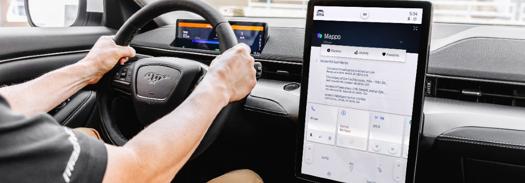Ford Teams Up with Mappo to Become First Automotive Company to Enhance Navigation Systems with Cultural Points of Interest