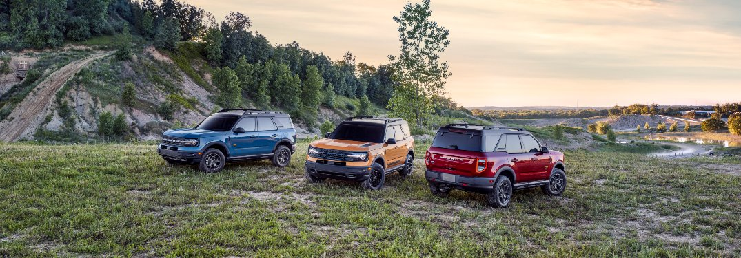 Insurance Institute for Highway Safety Names the All-New 2021 Ford Bronco Sport a Top Safety Pick+