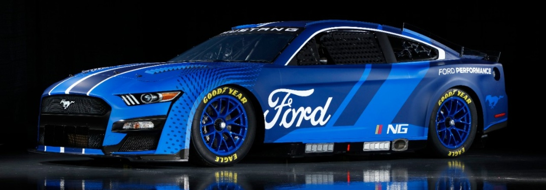 2022 Ford Mustang NASCAR Edition