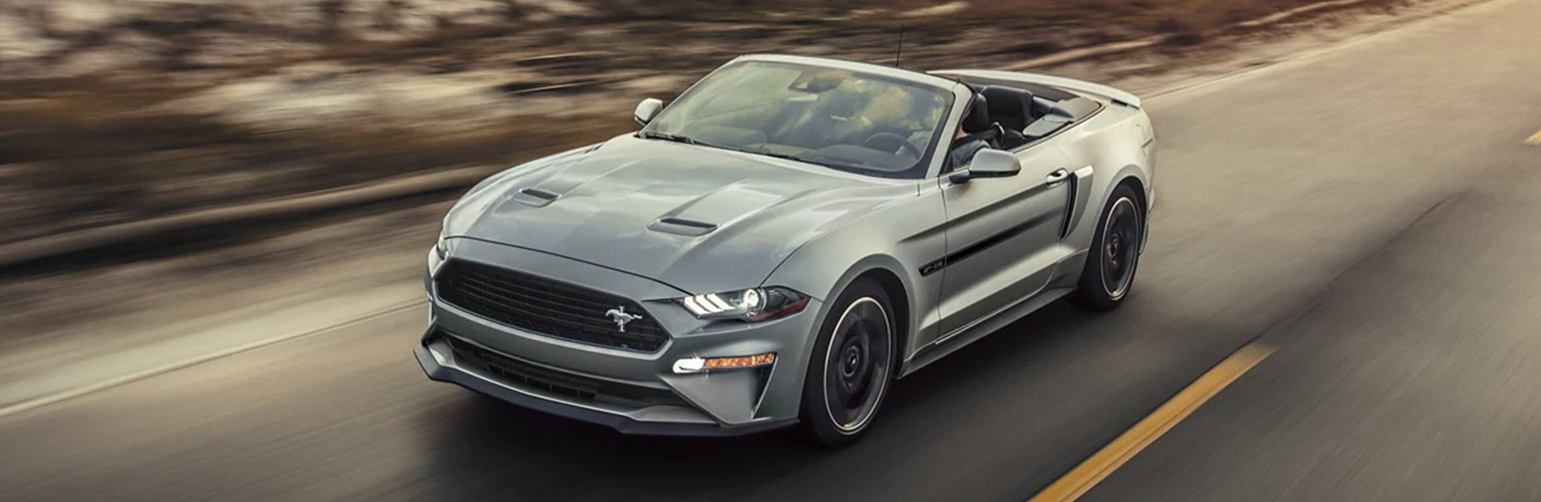 Infotainment and Comfort features of the 2021 Ford Mustang
